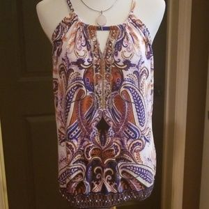 NWT International Concepts Top